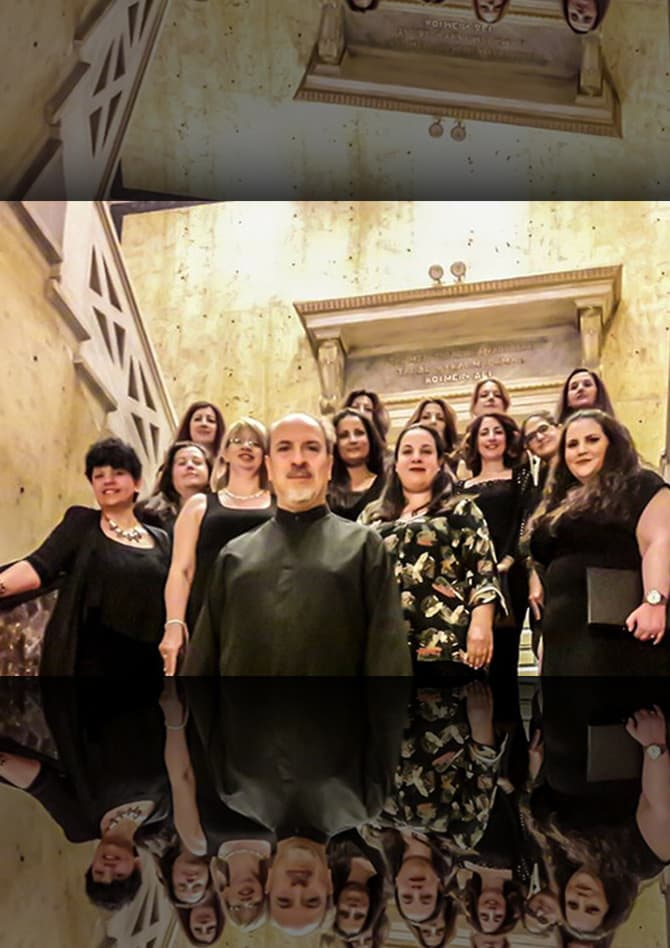 Eklipsis Vocal Ensemble | Sacred Festival